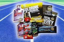 Kit cursă de la GoldNutrition