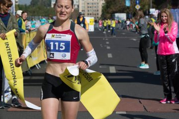 Paula Todoran, finish