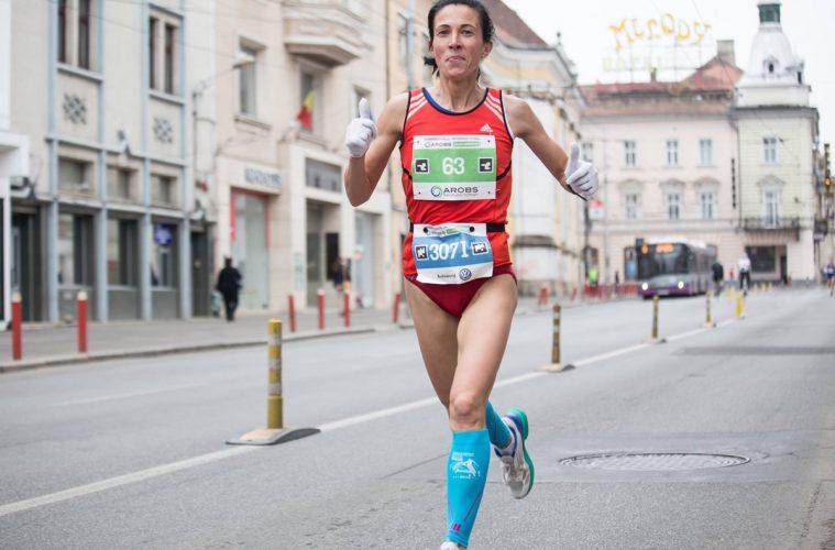 Mihaela Botezan, Maraton Cluj-Napoca