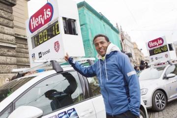 Tadese, câștigător la Praga