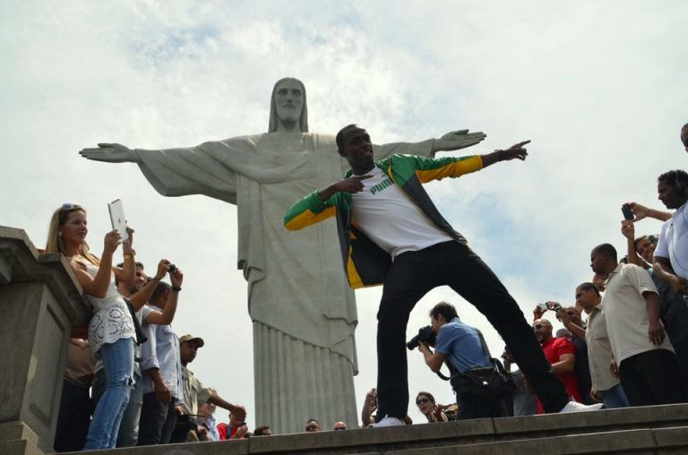 Usain Bolt /// foto: arhivă personală