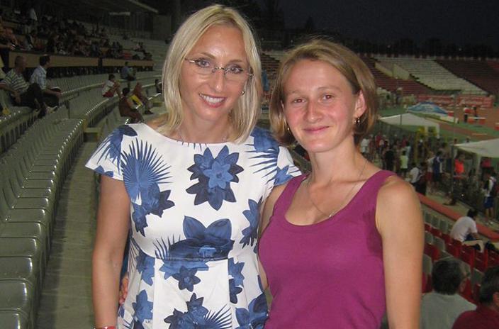 Liliana Danci și Gabi Szabo