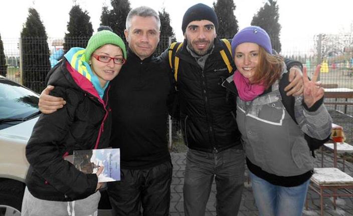 Alina Boholțan, Marius Anghel, Ionuț și Andreea Zincă