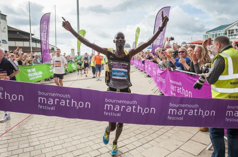 Andrew Lesuuda // foto: Lesley Martin, bournemouth.ac.uk