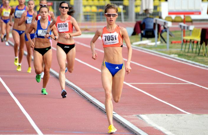 Mădălina Florea, la campionatul național