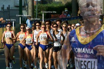 Oltenii sunt fruncea la maraton