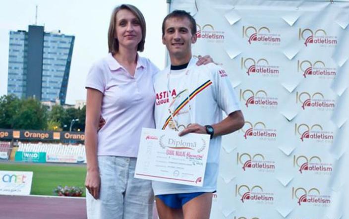 Nicolae Soare și Cristina Alexe