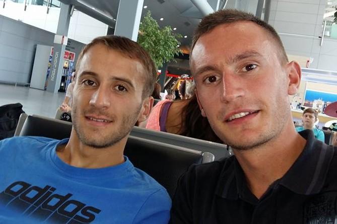 Nicolae Soare și Alexandru Corneschi