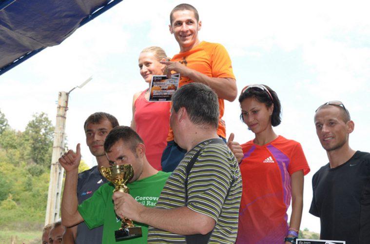 Eugen Șorop, premiere la Corcova