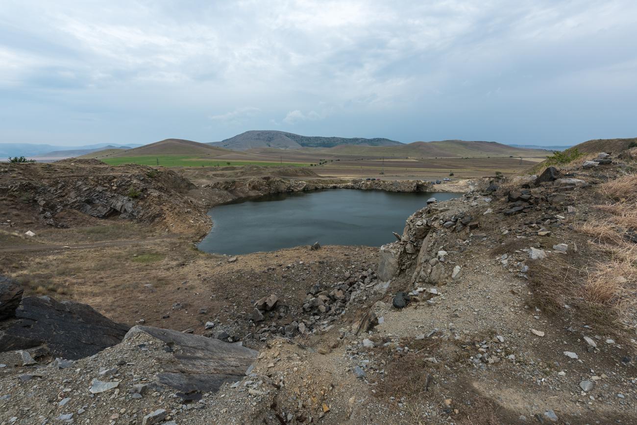 Lacul Iacobdeal, Turcoaia