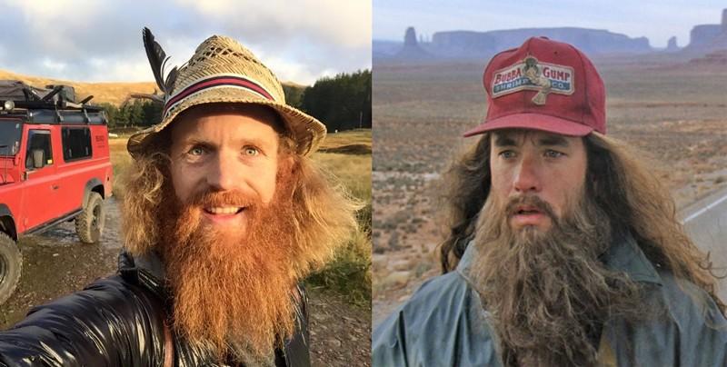 Sean Conyaw versus Forrest Gump