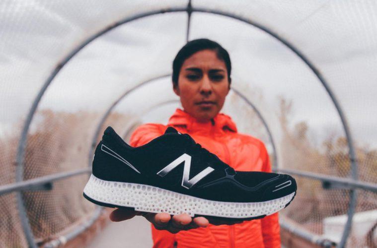 noi de înaltă calitate vânzare la cald online imagini oficiale Pantofi alergare: New Balance, imprimat 3D / PREZENTARE - 4run.ro