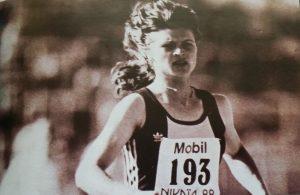 Paula Ivan, după Istoria Atletismului Românesc