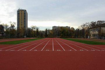 pista de atletism Lia Manoliu