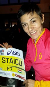 Simona Staicu, la Florența (Firenze)
