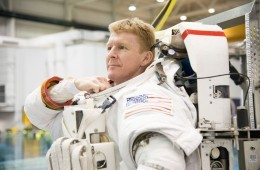 Tim Peake // Photo: ESA