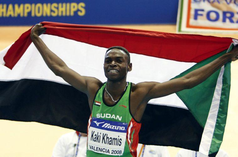 Kaki, atlet din Sudan