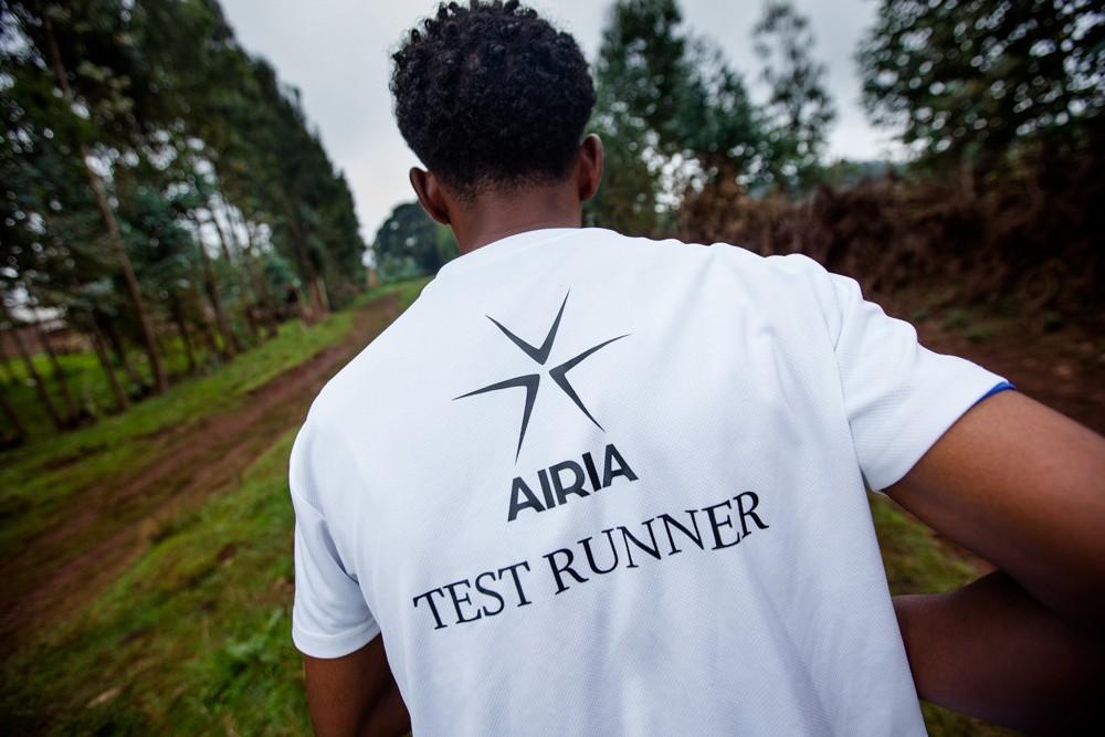 Test Airia, în Etiopia