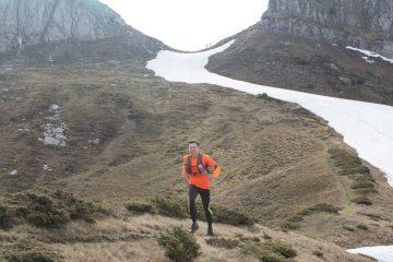 Robert Hajnal, câștigătorul cursei de 50 de kilometri din cadrul Transylvania 100