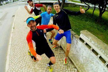 Cantonament Portugalia - Ciprian Bălănescu, Marius Ionescu, Radu Milea, Iustin Onofrei