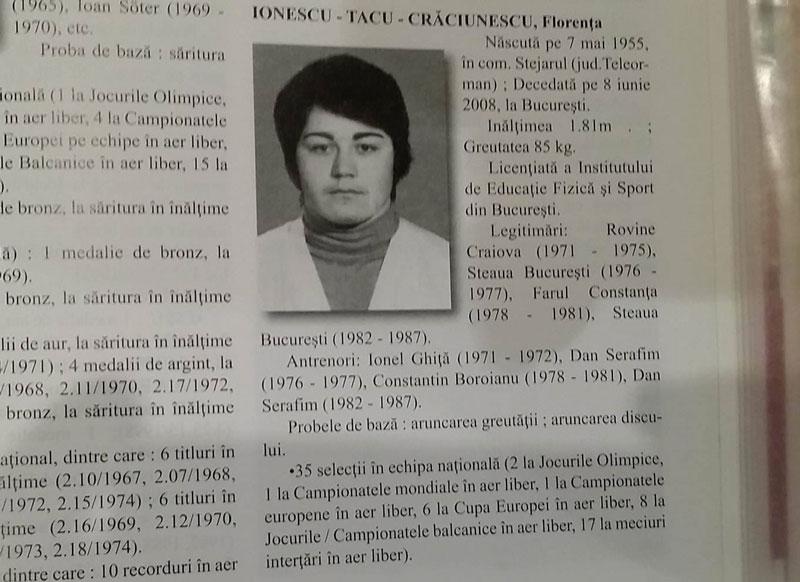 Florența Ionescu-Crăciunescu
