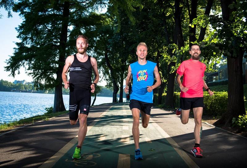 Radu Milea, Marius Ionescu și Mihai Șerban, de la stânga la dreapta // foto: cristimirica.ro