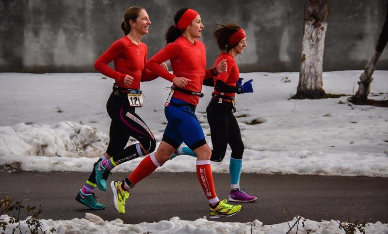 Gianina Tănase, Iuliana Stroescu și Ingrid Mutter, la Gerar / foto: Radu Cristi