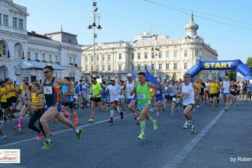 Ultramaraton, maraton, Arad