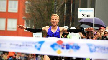 Marius Ionescu, finiș vanAlphen 20k, 2016
