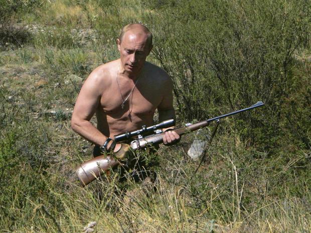 Vladimir Putin (foto: cbsnews.com / RIA Novosti)