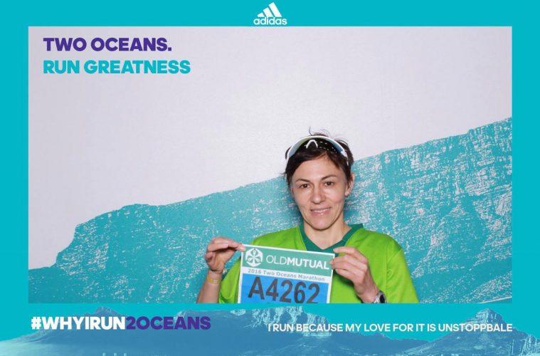 Simona Staicu, ultramaratonul Two Oceans