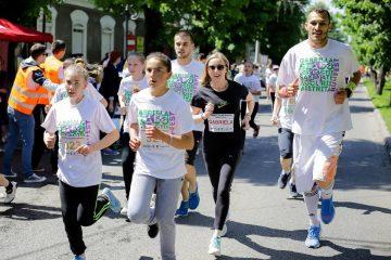 Gabi Szabo, aleargă la Runfest