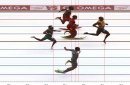 Finiș Bolt / IAAF