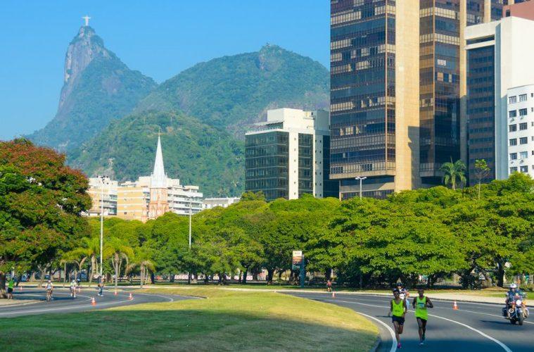 Maratonul de la Rio / rio2016.com