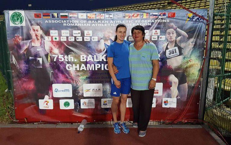 Andreea Panțuroiu și Mihaela Nicoară