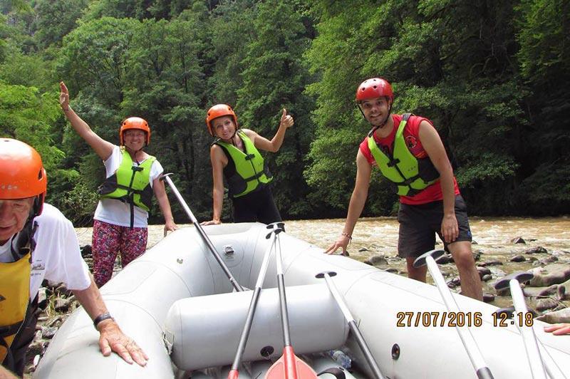 dita-rafting