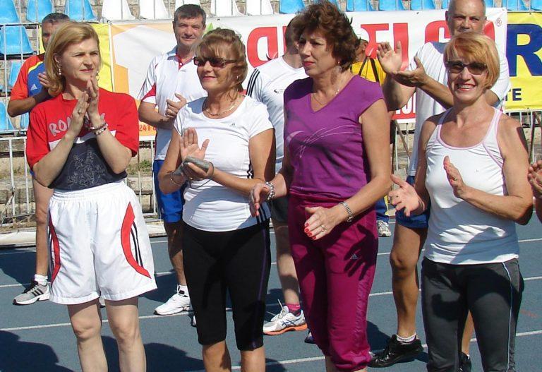 Medaliate la Jocurile Olimpice, foto: 4run.ro