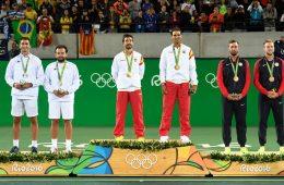 Horia Tecău și Florin Mergea / foto: ITF Olympic Tennis, Facebook