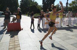 Ancuta Bobocel, Free Spirit Run, Giurgiu - Ruse