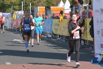 Daniel Lupulescu, la Maratonul București / foto: Andra Panduru