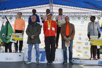 Ana Rodean, campioană națională de maraton