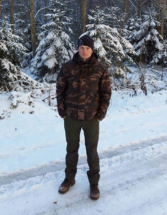 Andrei Preda, pădurar la Azuga