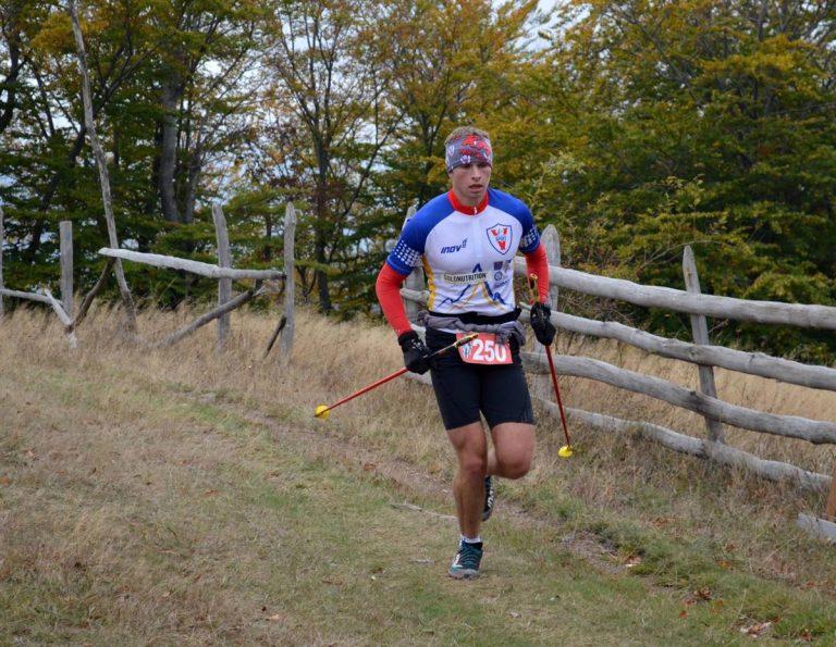 Andrei Preda, la Hercules Maraton / foto: Hercules Maraton