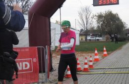Simona Staicu, campioana Ungariei la 50k