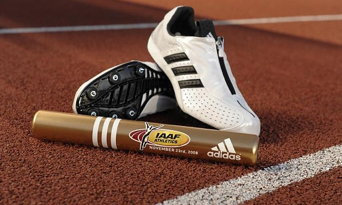 Adidas a spus adio IAAF