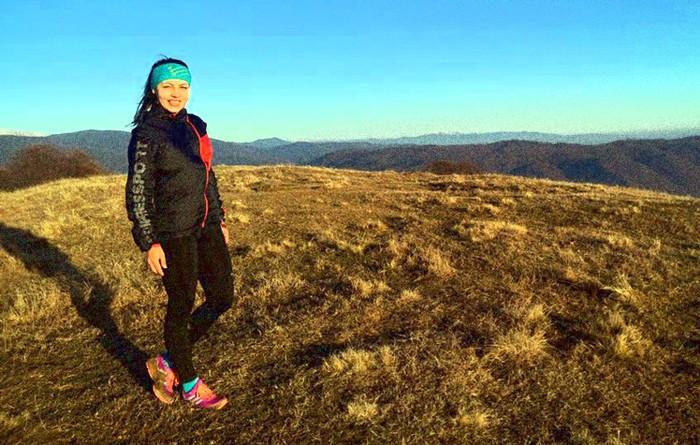 Denisa Dragomir, cea mai bună alergătoare montană