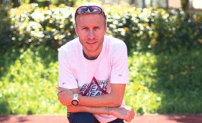 Marius Ionescu, cel mai bun alergător