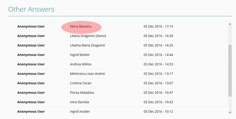 Elena Băsescu, aleasă la alergătoarea anului