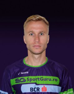 Marius Ionescu in tricou SportGuru