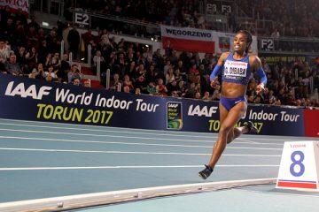 Genzebe Dibaba / /IAAF